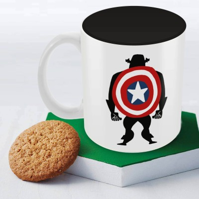 Marvel Captain America class Officially Licensed Ceramic Mug