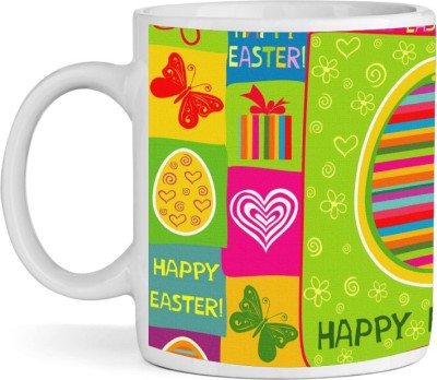 SBBT Colorfull Eggs Ceramic Mug