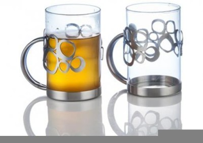 Arttdinox MH8831 Glass Mug
