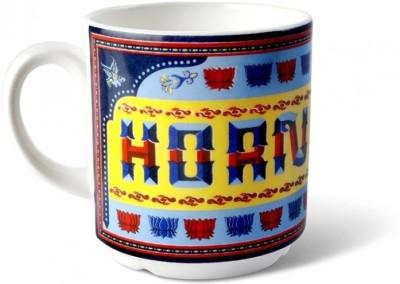 Happily Unmarried Horn Please Coffee Ceramic Mug