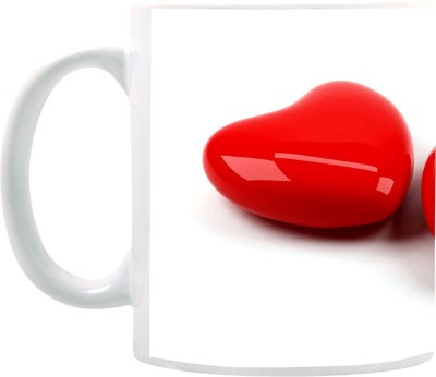Oharish Heart2_01 Ceramic Mug