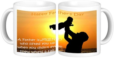 Shopmillions My Father My Friend Ceramic Mug