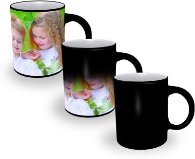 AM Creations Couple mug Ceramic Mug