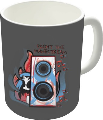 The Fappy Store Vinyl Undergound Ceramic Mug