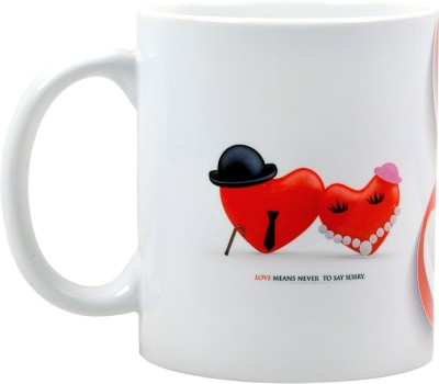 Oharish Love_01 Ceramic Mug