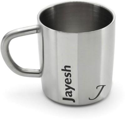 Hot Muggs Me Classic  - Jayesh Stainless Steel Mug