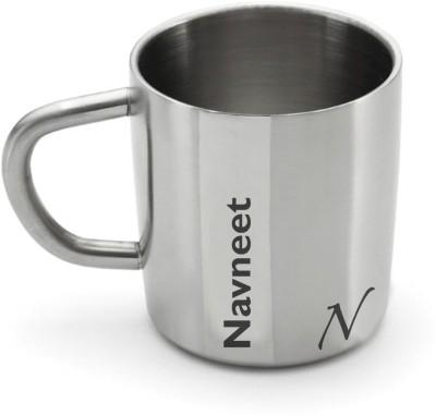 Hot Muggs Me Classic  - Navneet Stainless Steel Mug