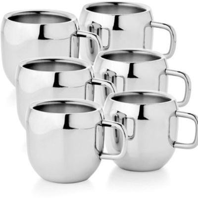 Pragati Apple mug Stainless Steel Mug