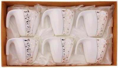 White Gold 3106-195g Porcelain Mug