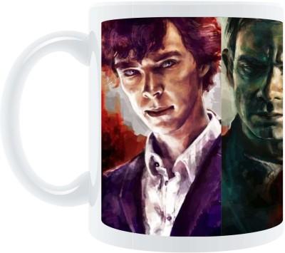 AB Posters Sherlock Ceramic Mug