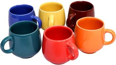 Vpra Mart U- Shape Ceramic Mug