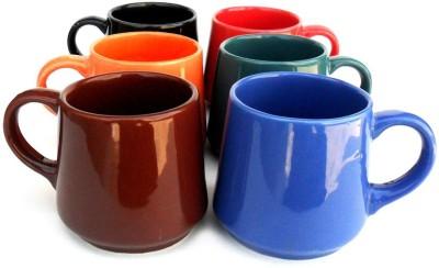 Vpra Mart M.P Shape Ceramic Mug