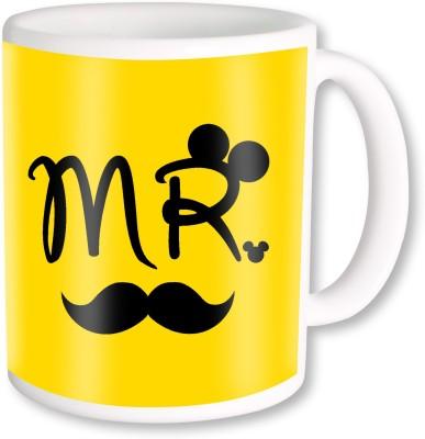 A Plus mr.jpg Ceramic Mug
