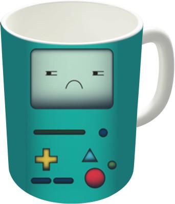 The Fappy Store Bmo Mad Case Ceramic Mug