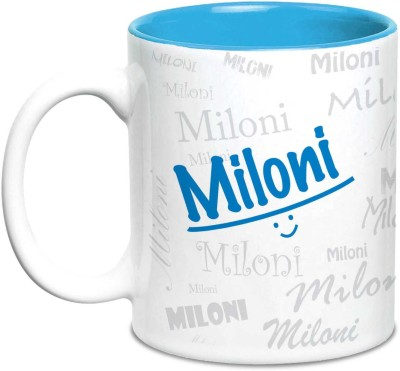 Hot Muggs Me Graffiti - Miloni Ceramic Mug