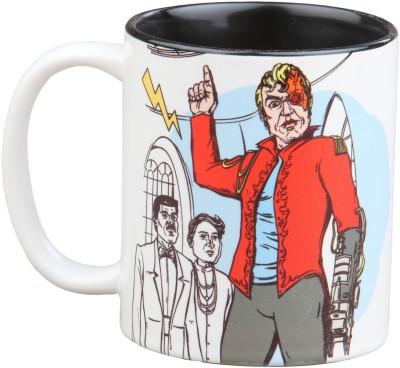 Imagica Mogambo I Want My Coffee Ceramic Mug