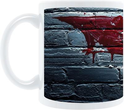 AB Posters Batman Wall Ceramic Mug
