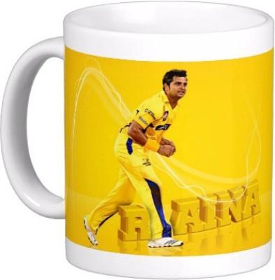 Exoctic Silver Chennai Super King IPL Series XXX 039 Ceramic Mug