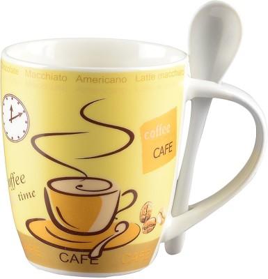 DHARMARAJ LINKS DD Porcelain Mug