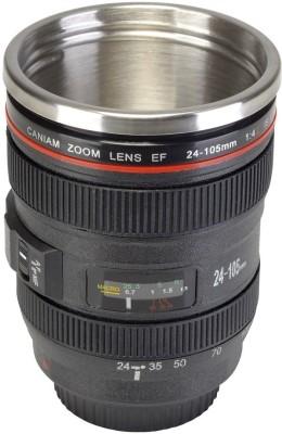 Krypton Camera type lens Cup Stainless Travel Tea  Plastic, Stainless Steel Mug