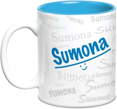 Hot Muggs Me Graffiti - Sumona Ceramic Mug