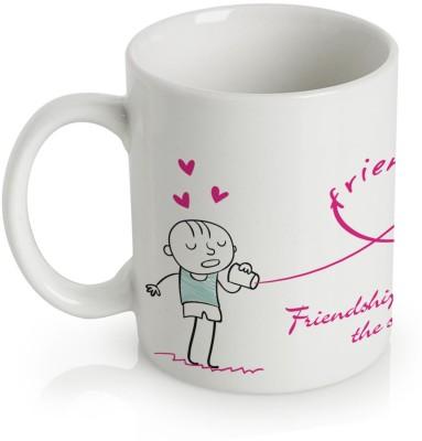 Fashion Envoy Cute  for Friends Ceramic Mug