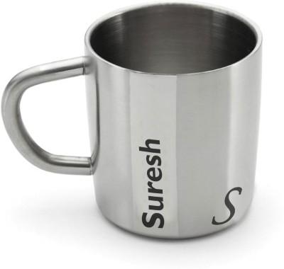 Hot Muggs Me Classic  - Suresh Stainless Steel Mug