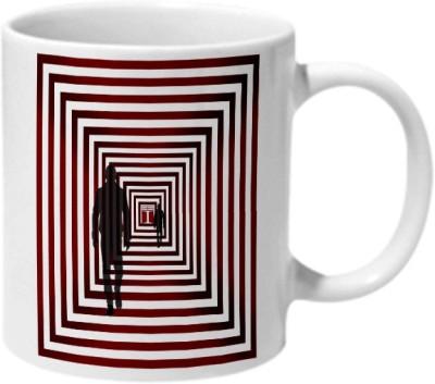 Mooch Wale Moh Maya Ceramic Mug