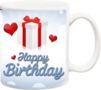 IZOR gift for happy Birthdat;Mammy/Mom/Dad/Father/Sister/Brother/Friend/Anty/Unkal,H B,day Printed Ceramic Mug
