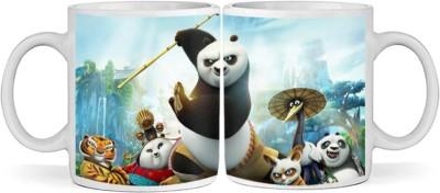 SBBT Kung Fu Panda Ceramic Mug