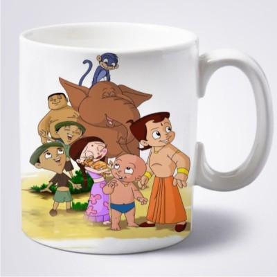 Big Idea Chhota Bheem 1 Ceramic Mug