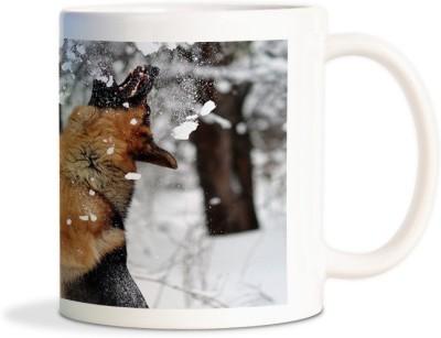 Rockmantra Ice Panda Cry Ceramic Mug