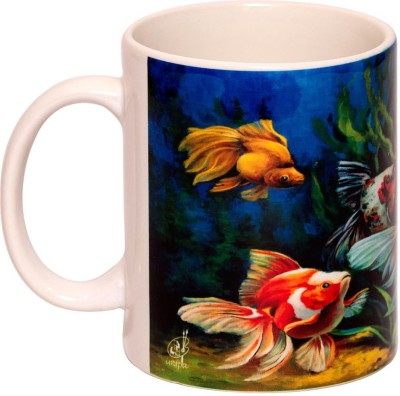 IMFPA Fishy Forays Ceramic Mug