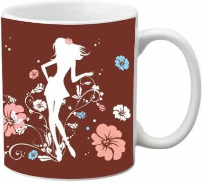 Printland Dance To My Tune CMW0481 Ceramic Mug