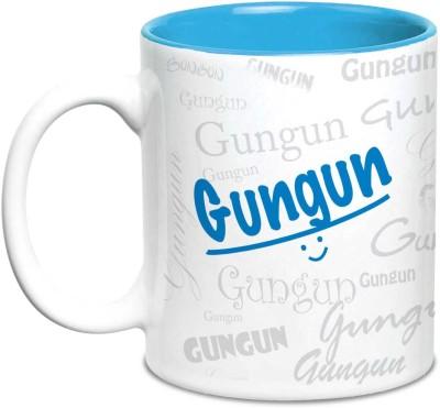 Hot Muggs Me Graffiti - Gungun Ceramic Mug