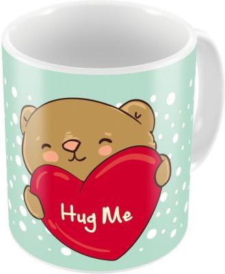 Little India Designer Romantic Printed Coffee  737 Ceramic Mug