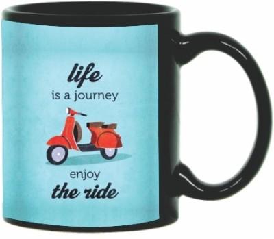 Printland My Ride PMBA0140 Ceramic Mug