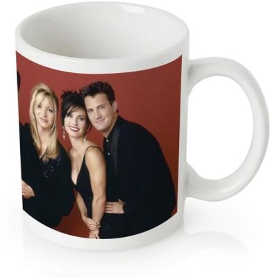 WebPlaza Friends 106932 Ceramic Mug