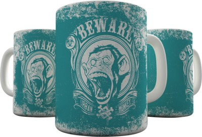 Shaildha QU42 Ceramic Mug
