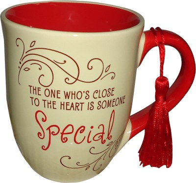 Classic Ceramic Quoted Coffee Cup Gift For Someone Special Ceramic Mug