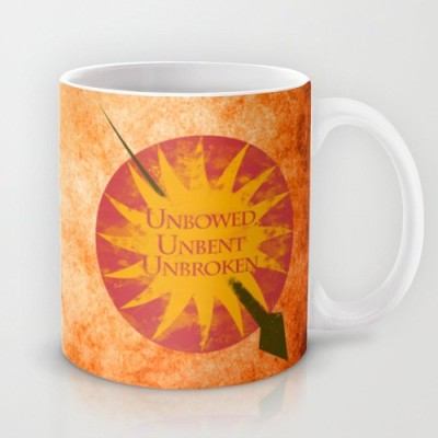 Astrode Game Of Thrones House Martell 01 Ceramic Mug