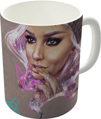 Dreambolic Star Castle Ceramic Mug