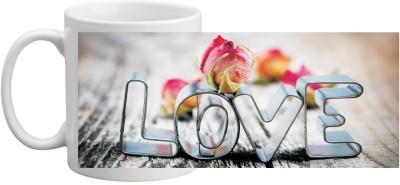 MUG HI MUG LOVE MUG 2024 Ceramic Mug