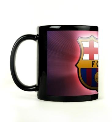 Rockmantra FC Barcelona Ceramic Mug
