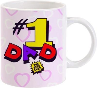 Lolprint Gift for Fathers Day (design 21) Ceramic Mug