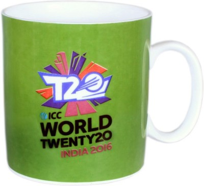 ICC Official T 20 Cricket World Cup South Africa Team Merchandise Ceramic Mug