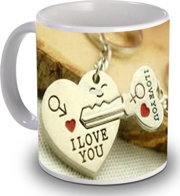 PSK I Love You H9 Ceramic Mug