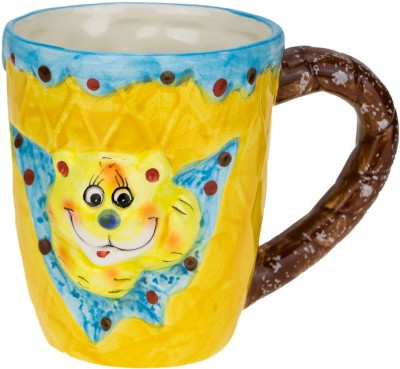 Avenue Dog Ceramic Mug