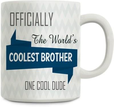 Gifts By Meeta Cool Dude Brother Ceramic Mug