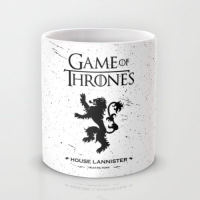 Astrode Game Of Thrones House Lannister 04 Ceramic Mug